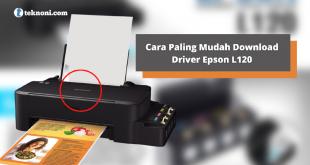 Driver Epson L120
