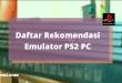 Emulator PS2 PC