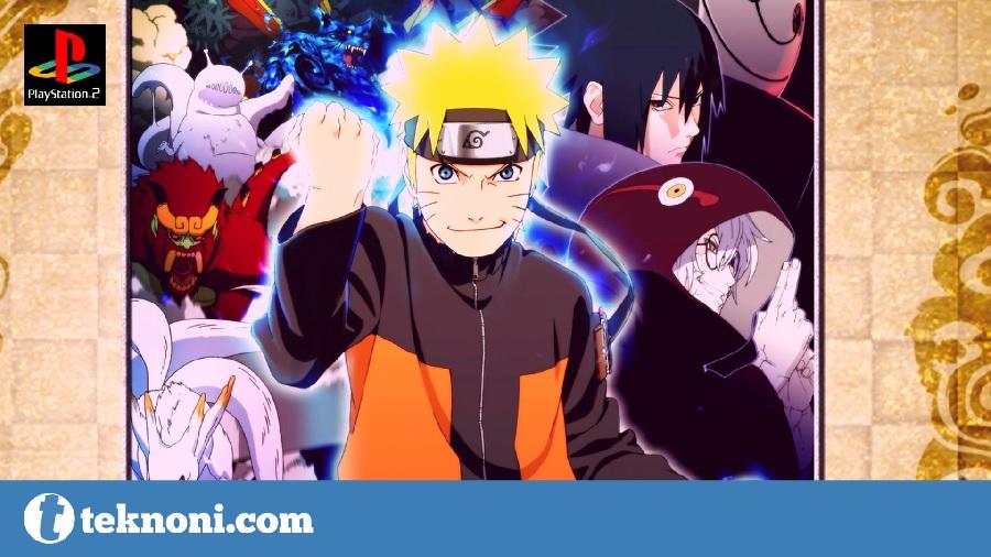 Naruto Ultimate Ninja 3 2015