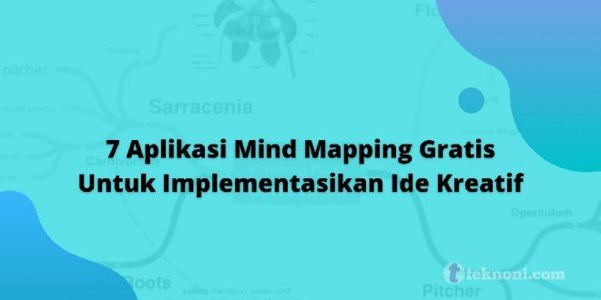 Aplikasi Mind Mapping Gratis