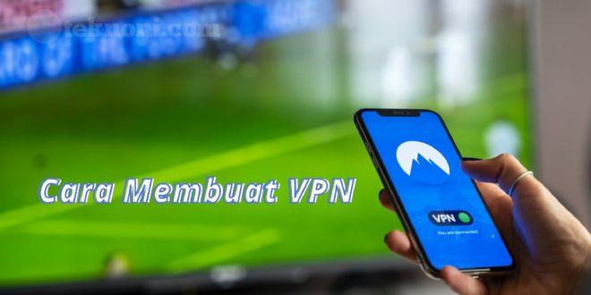 Cara Membuat VPN Supaya Internet Kantor Bisa diakses di Rumah